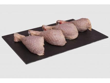 comprar muslos de pollo
